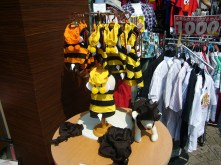 Bumble bee outfit for dogs