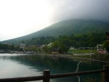 Lake Chuzenji shore
