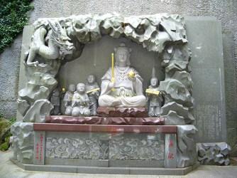 Shrine-Carving