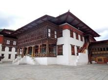 Inner sanctum exterior
