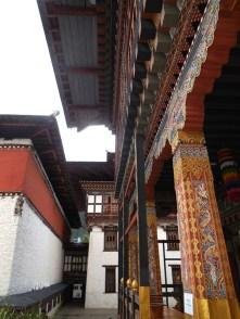 Exterior design close up