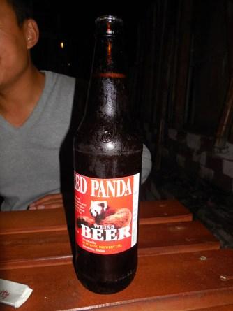 Red Panda - a poor man's version of Hoegaarden