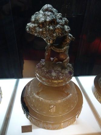 Atletico Madrid exhibition trophy