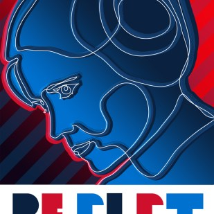 Resist / Women's March on Washington Poster