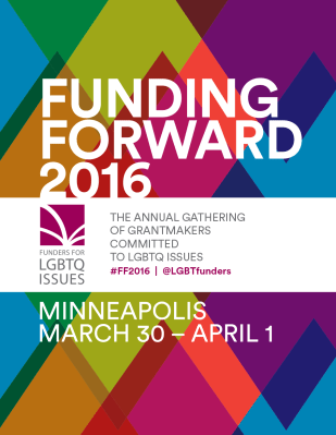 Branding and Event Materials for Funding Forward 2016