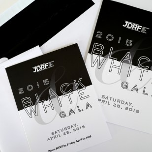 Gala Package for Juvenile Diabetes Research Foundation