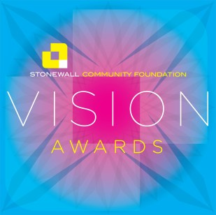 Branding for Stonewall Vision Awards