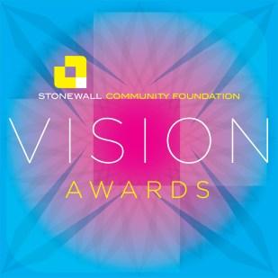 Branding for Stonewall Vision Awards