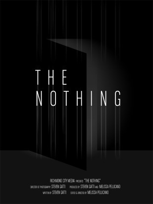 "Poster for ""The Nothing"""