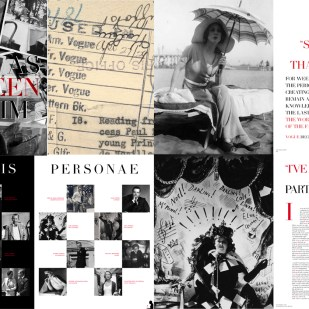 Book Prototype for the Condé Nast Archives