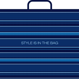 Bluefly Shopping Bag and Packaging Design