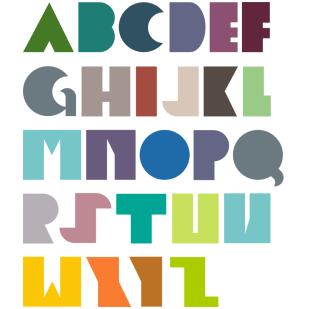 Type Design: Resist