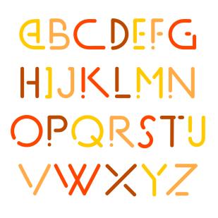 Type Design: Honey