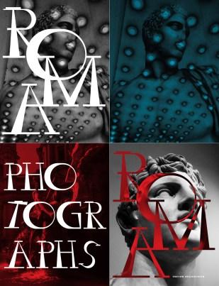 """Roma"" Photography Book"