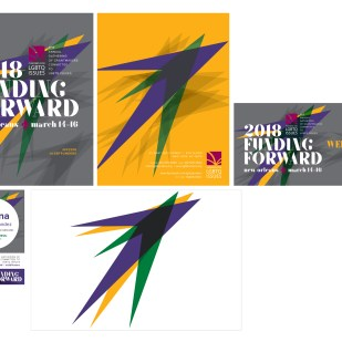 Funding Forward 2018 Branding Materials