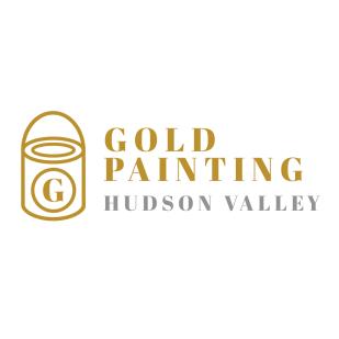 Gold Painting Logo