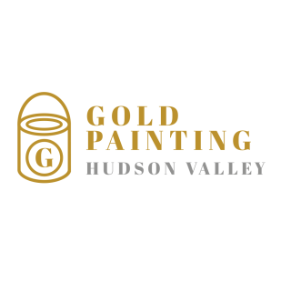 Gold Painting Logo