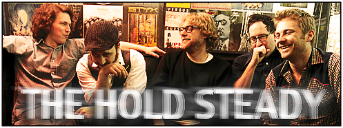 The Hold Steady's Official Website!