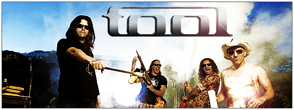 Tool's Official Website