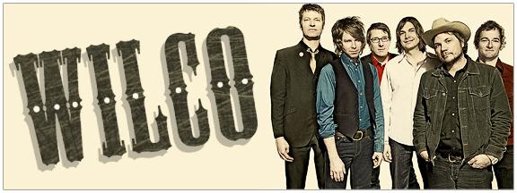 Wilco's Official Website