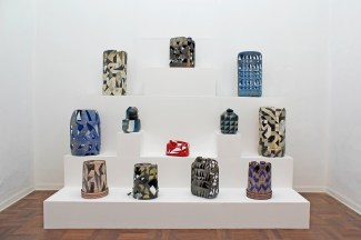 Cerámica plástica, 2017