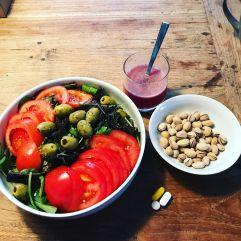 lunch dag 1