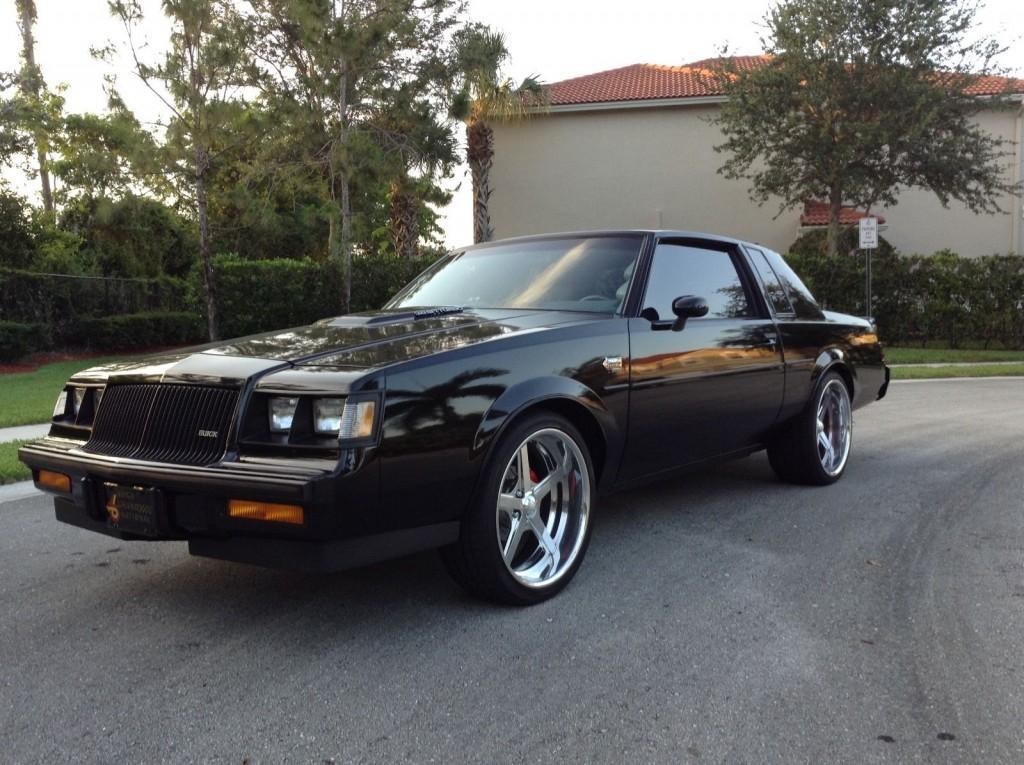 1987 Grand National Car