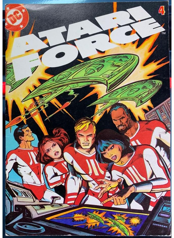 Atari Force #4
