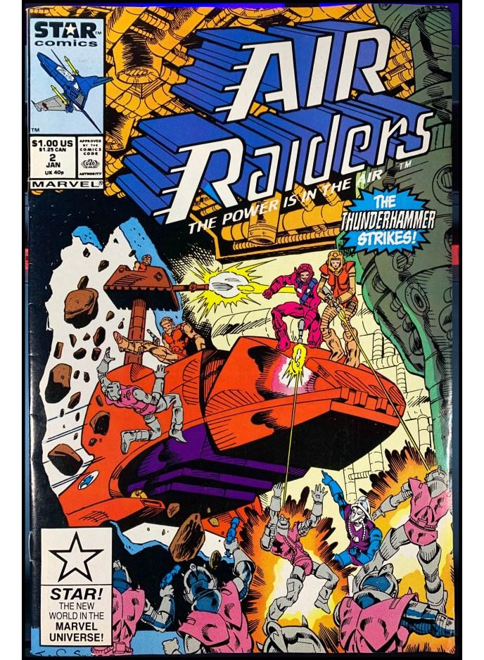 Air Raiders #2