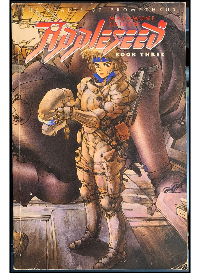 Appleseed Book 3