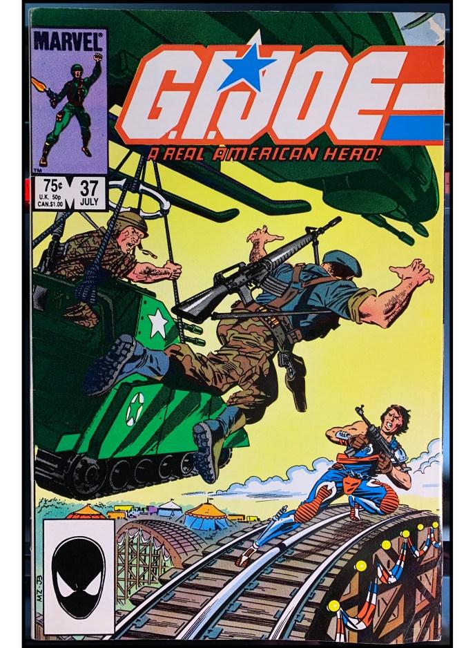 G.I. Joe #37