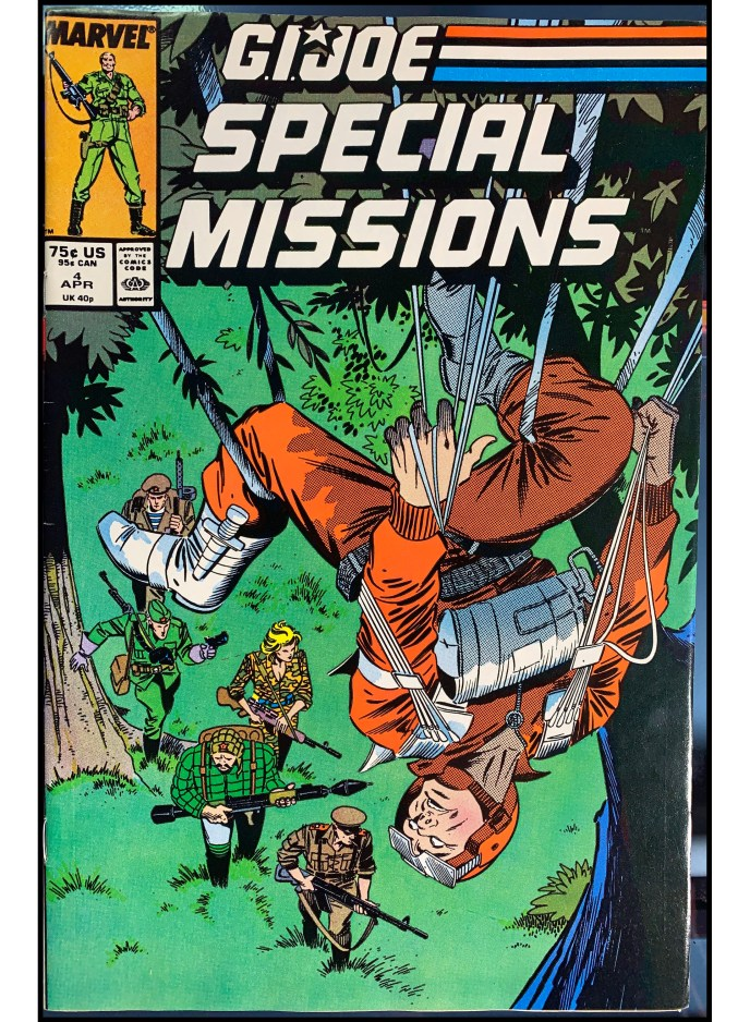 G.I. Joe Special Missions #4