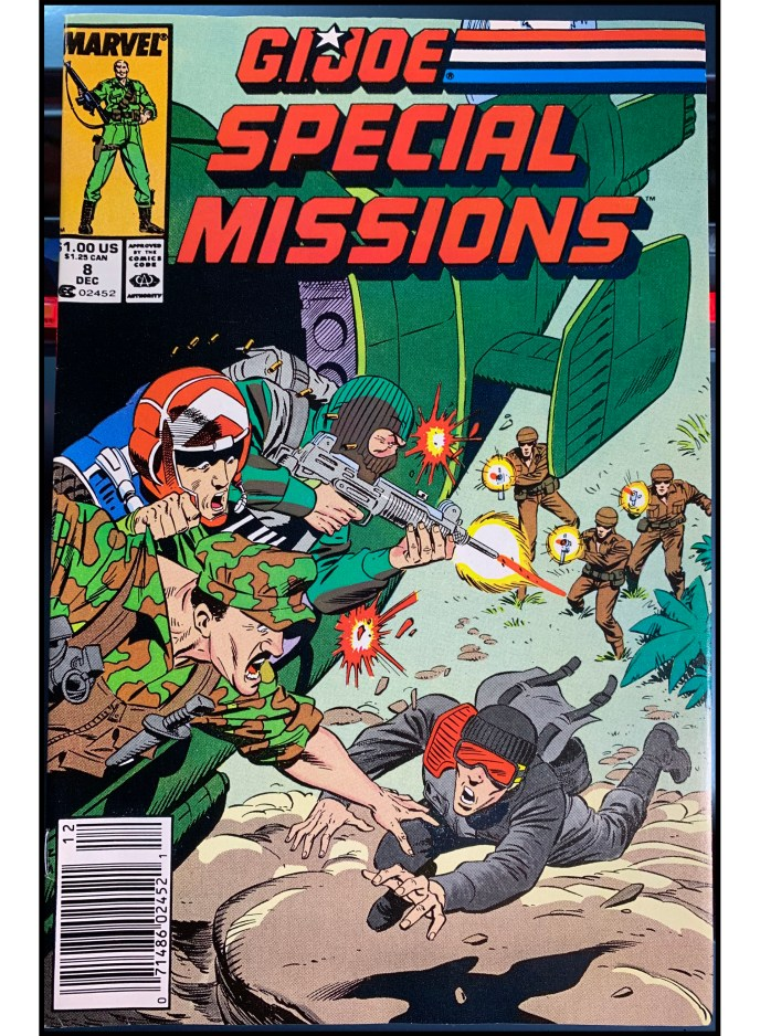 G.I. Joe Special Missions #8