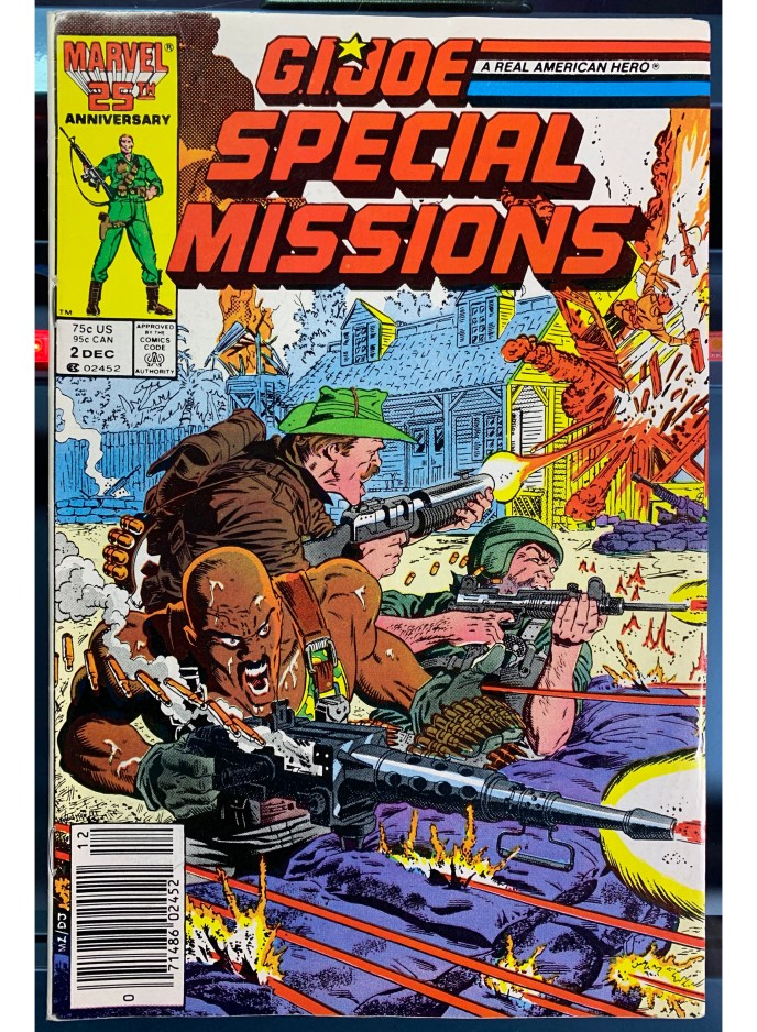 G.I. Joe Special Missions 2