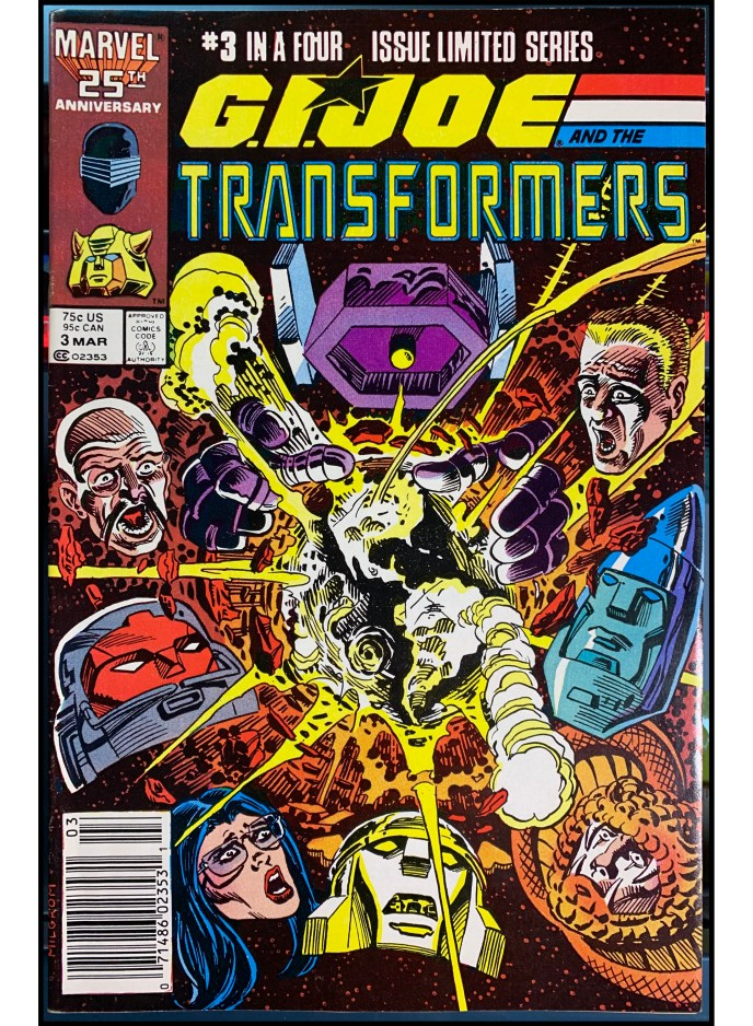 G.I. Joe and the Transformers #3
