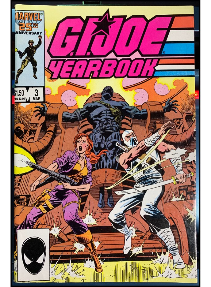 G.I. Joe Yearbook #3