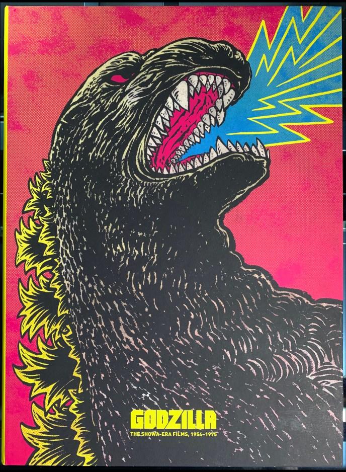 Godzilla: The Showa Era Films 1954-1975