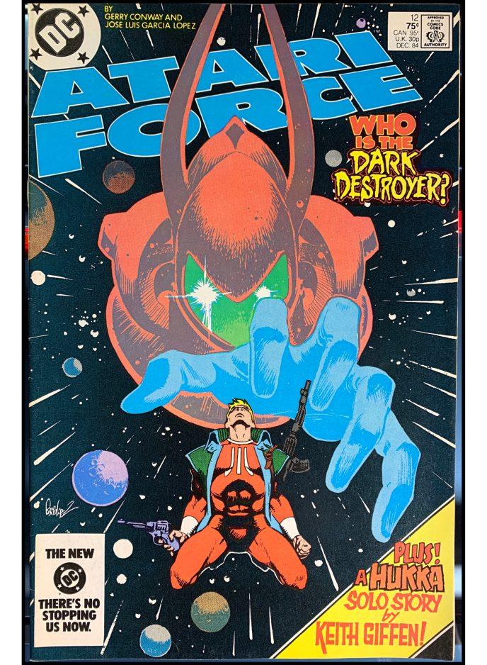 Atari Force (1984) #12