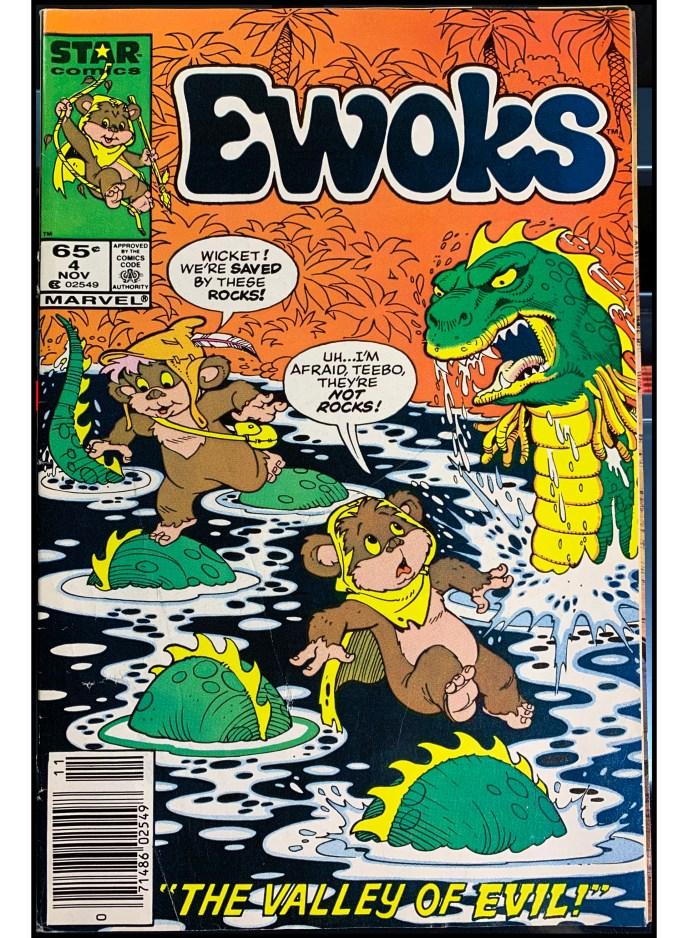 Ewoks #4