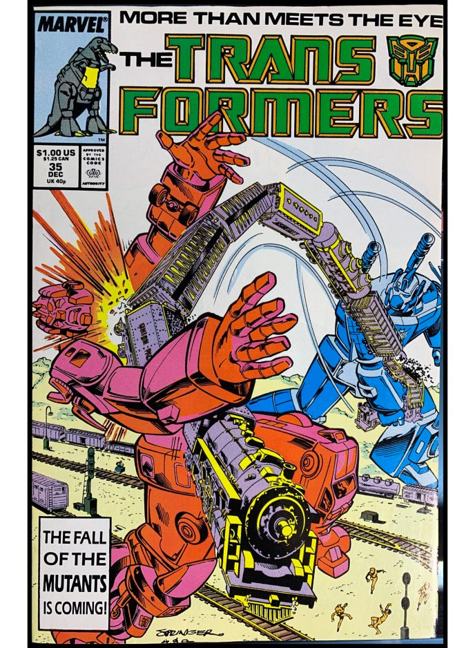 Transformers #35