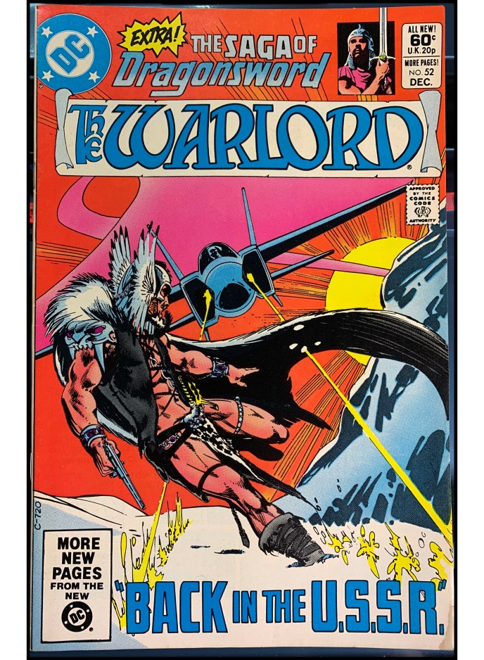 The Warlord #52