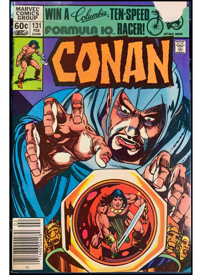 Conan the Barbarian #131