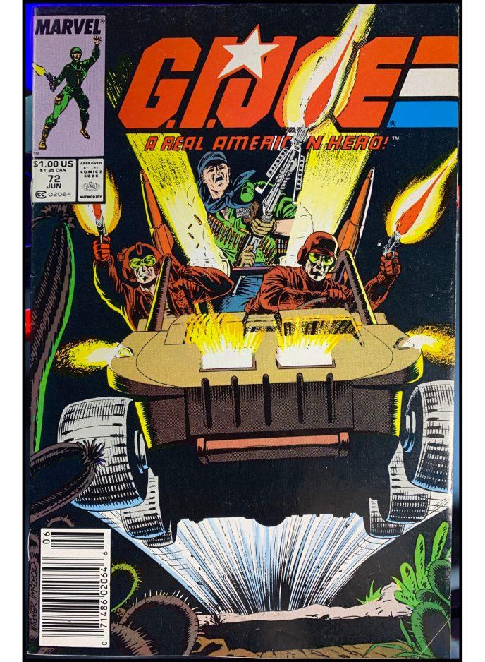 G.I. Joe #72