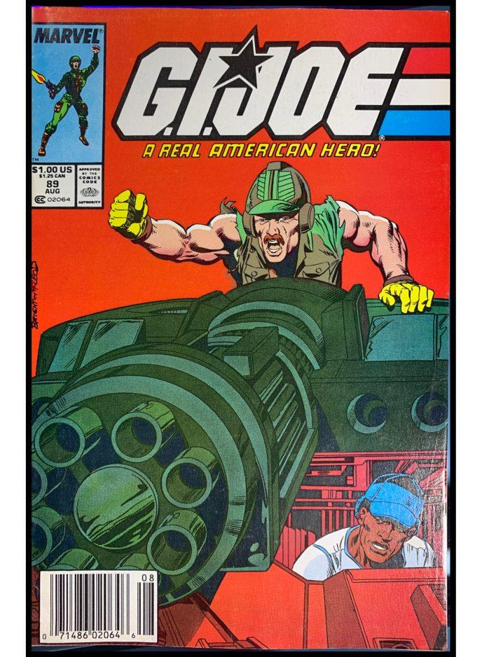 G.I. Joe #89