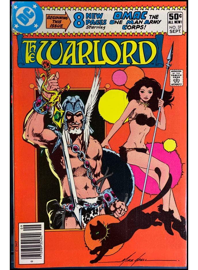 The Warlord #37