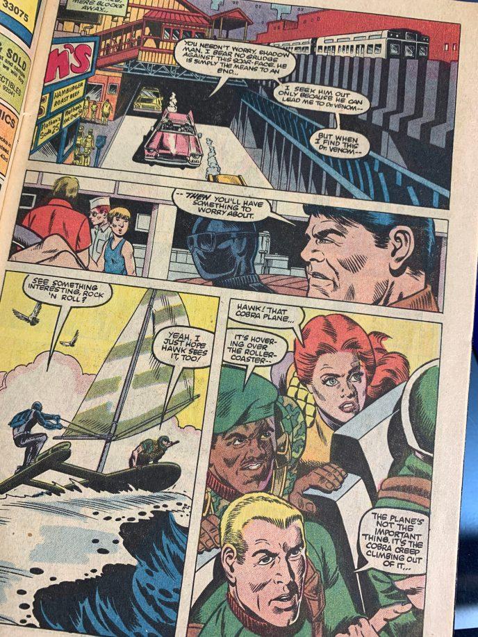 G.I. Joe Comic Book 18 image 2