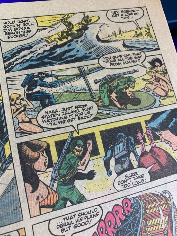 G.I. Joe Comic Book 18 image 3