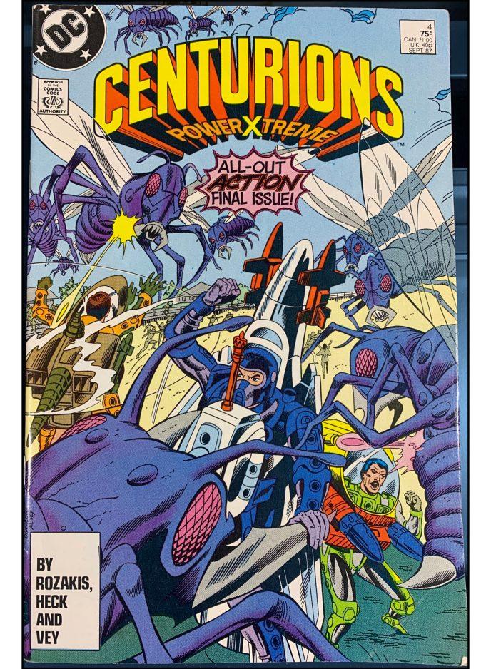 Centurions #4