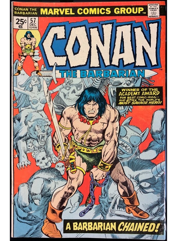Conan the Barbarian #57