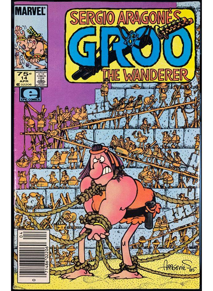 Groo the Wanderer #14